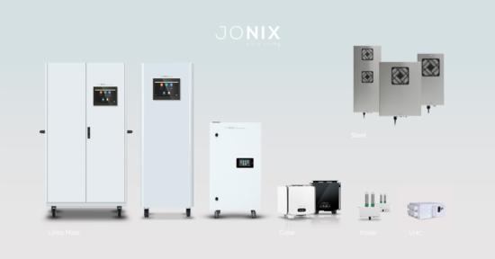 Linea dispositivi Jonix