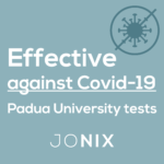 The TEST from the University of Padua: NTP technology breaks down Coronavirus