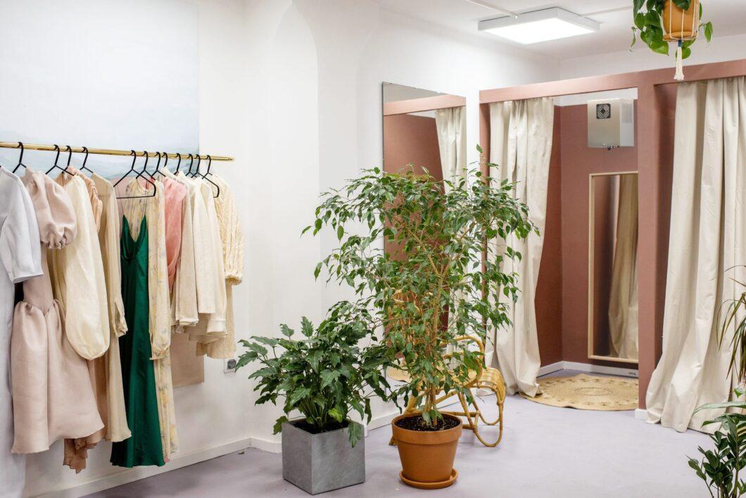 Jonix - aria sanitizzata nei negozi